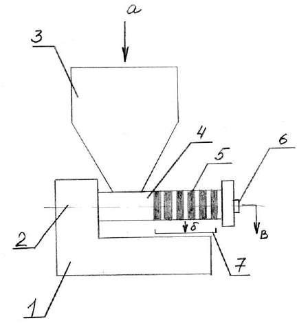 схема маслопресса Т9–МП