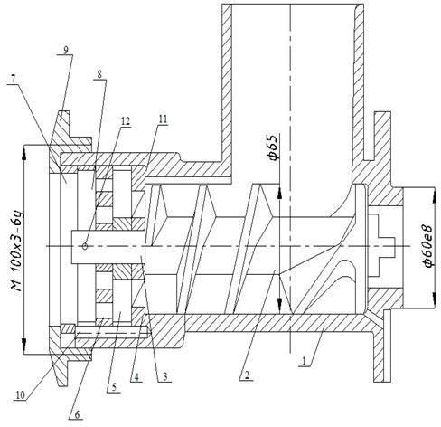 Схемы установки режущего инструменты в системе Энтерпрайз