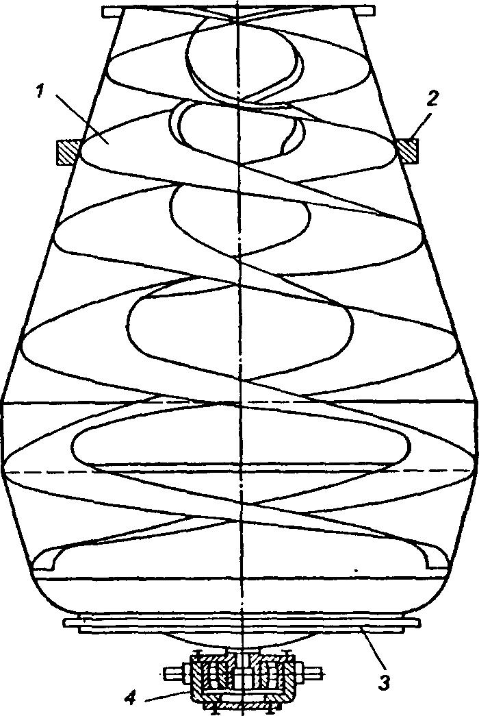 Смесительный барабан
