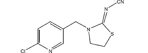 тиаклоприд