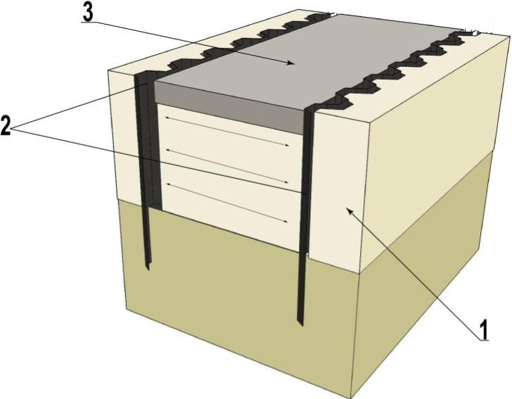 устройство шпунтового ограждения
