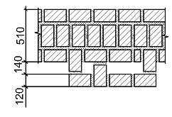 Устройство вентиляционных и дымовых каналов в наружной стене