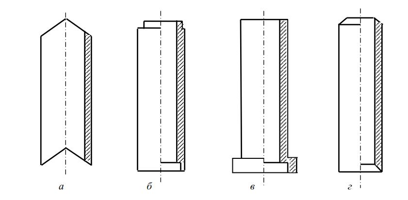 Виды соединяющихся керамических дренажных трубок