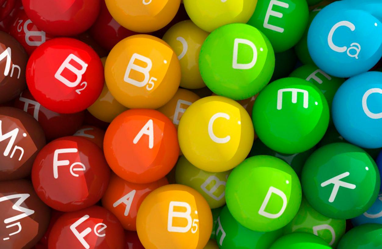 Витамины. Виды, значение, пищевая ценность витаминов.