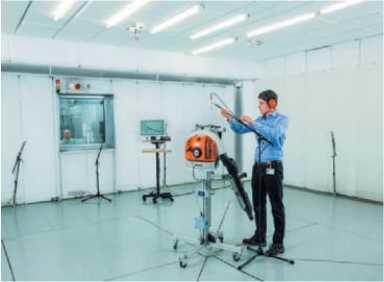 Измерение уровней шума — звуковой мощности и звукового давления