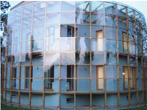 поливалентные фасады