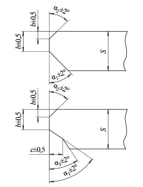 Варианты обработки продольных кромок листовой заготовки
