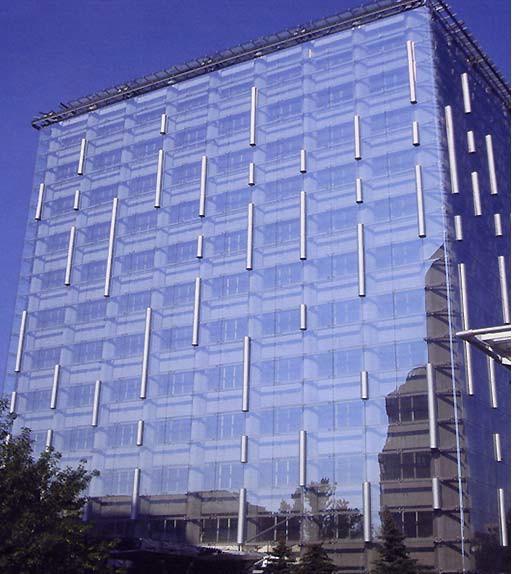 Внешний вид поливалентных фасадов