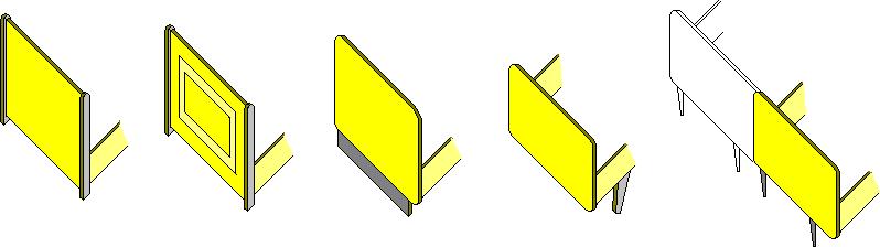 конструкции спинок кроватей