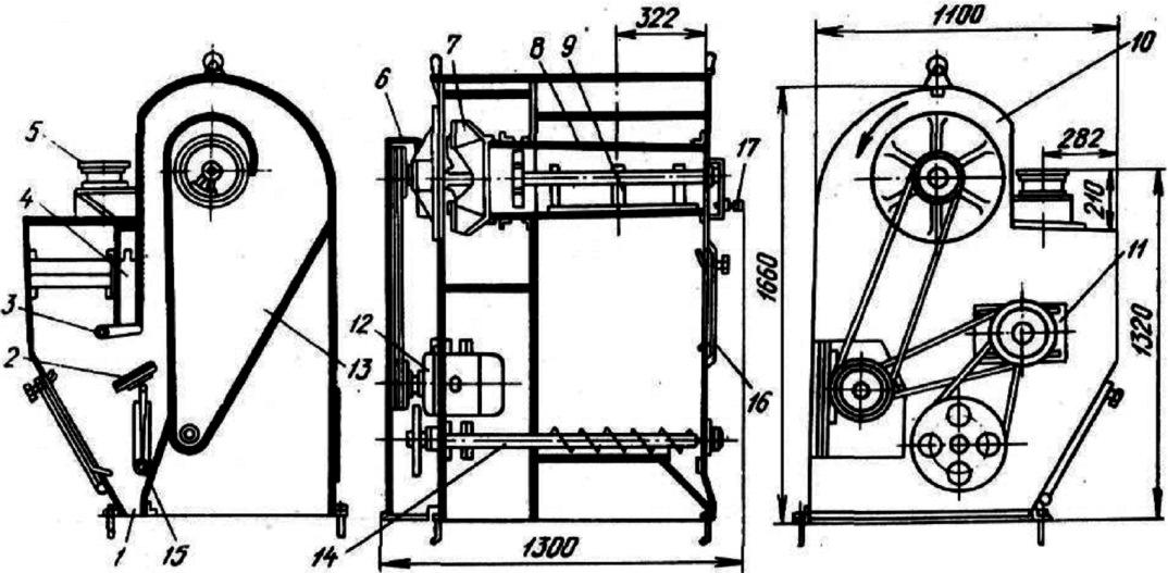 Аспиратор с замкнутым циклом воздуха А1-БДА