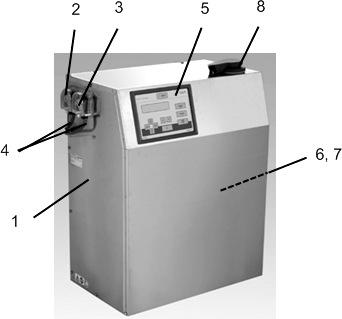Автомат промывки