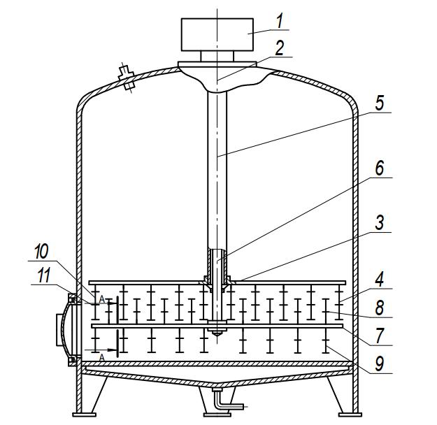 Фильтрационный аппарат
