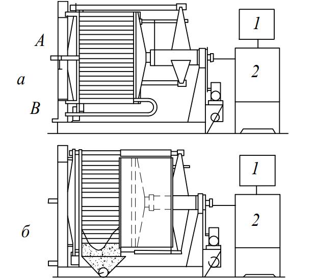 Гидравлический горизонтальный корзиночный пресс «Bucher HP 5000»
