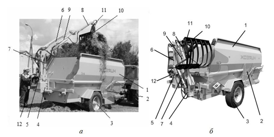 кормораздатчик ИСРК-12Г
