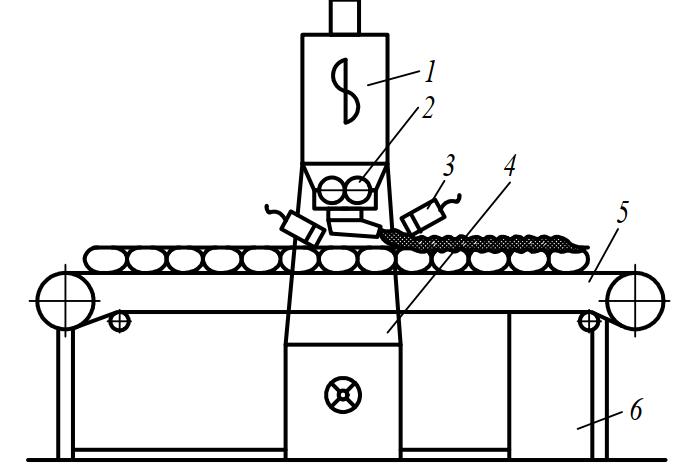машина для отделки пирожных типа «Эклер»