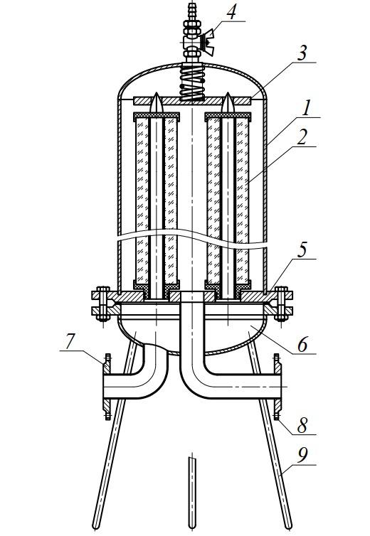 Механический фильтр