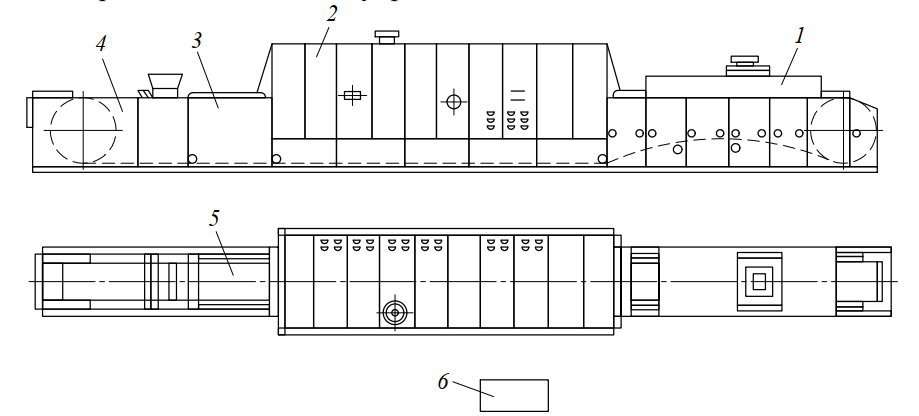 Печь кондитерская А2-ШПЗ