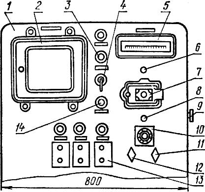 Пульт управления ОПФ-1