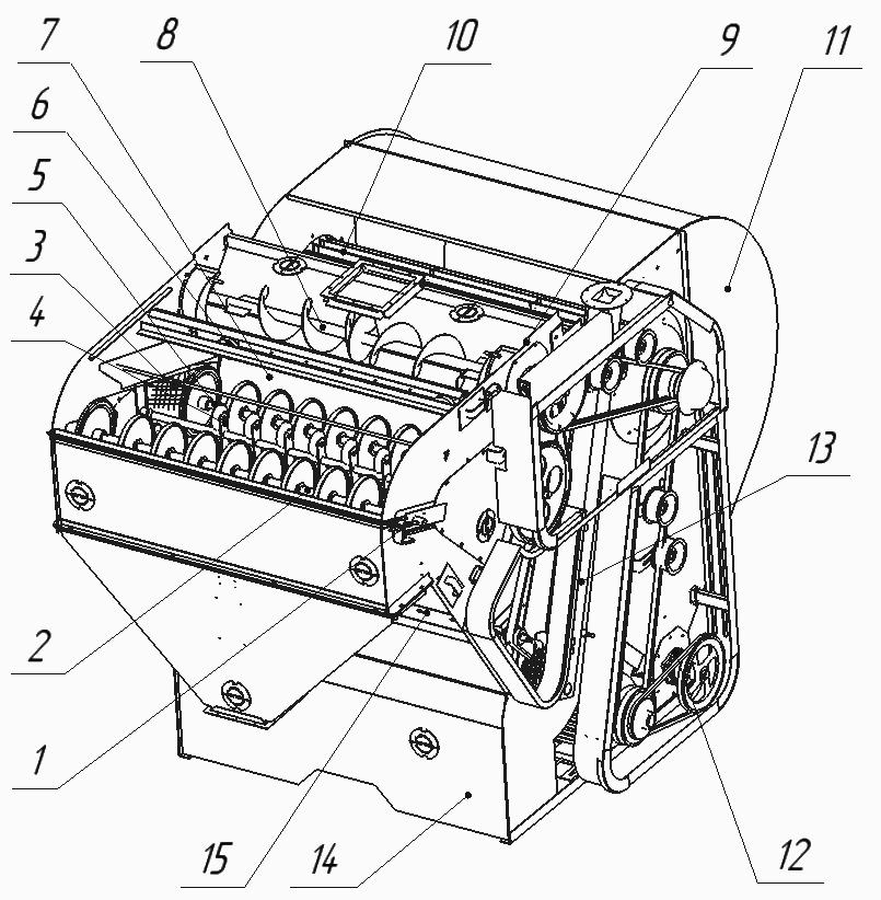 Сепаратор СПО-100