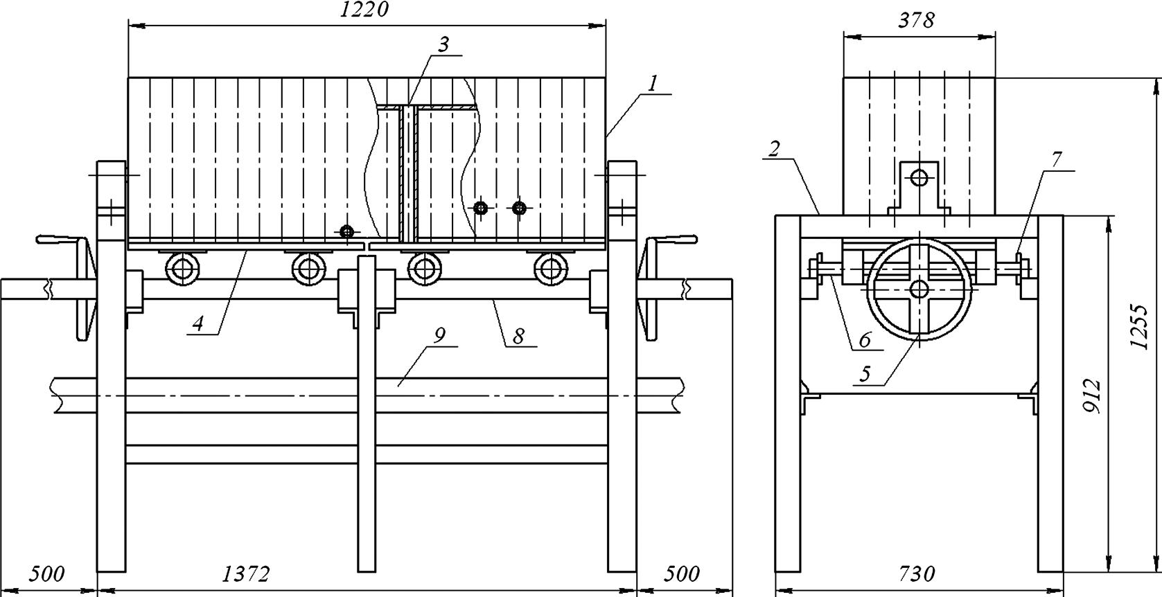 Трубчатый аппарат ТАМ-90