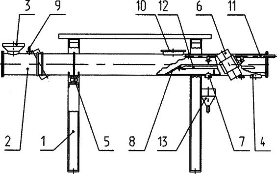 Установка мойки семечек УМС-500
