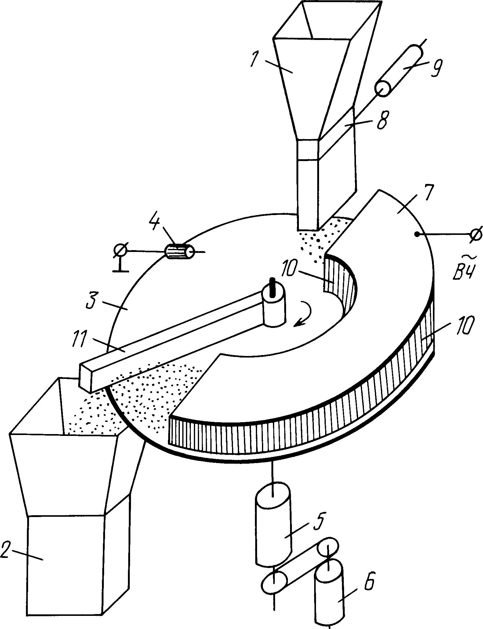 Устройство для шелушения зерна