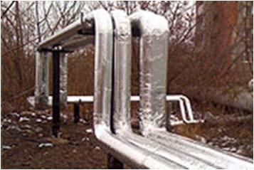 Дополнительные источники теплопотерь на теплотрассах