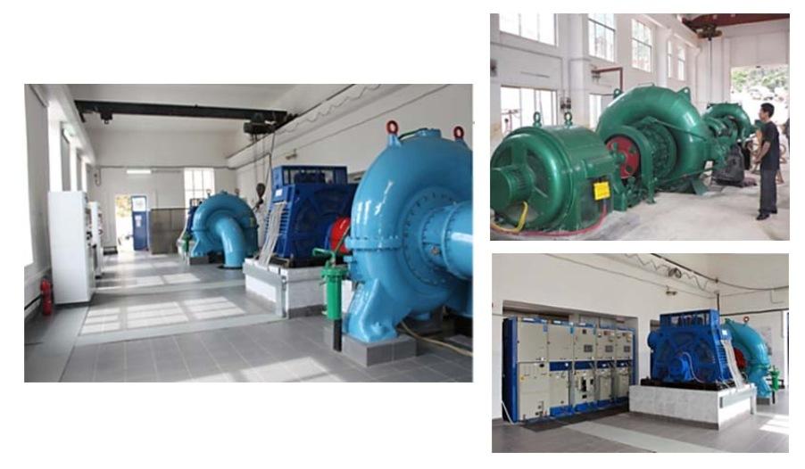 генераторное оборудование малых ГЭС