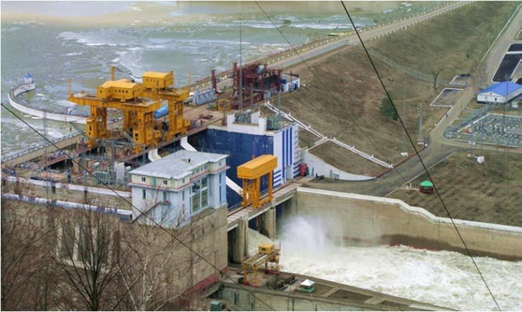 ГЭС на неэнергетическом гидроузле