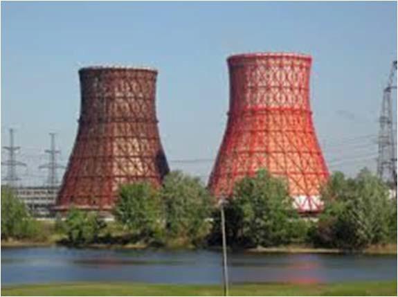 Градирни и охладительные пруды теплоэлектростанций