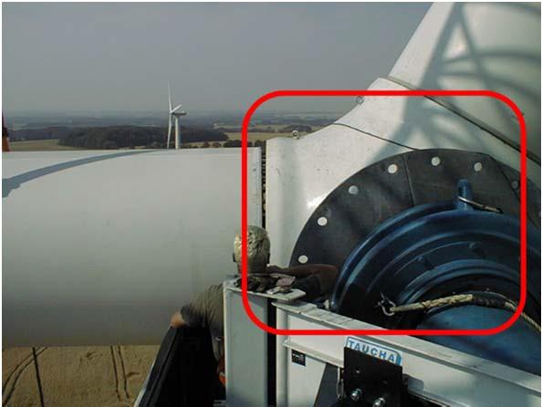 Конструкция ротора ветрогенератора