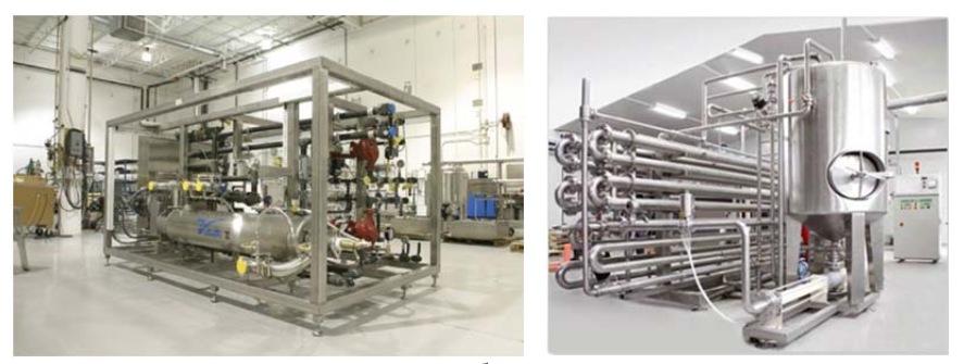 конструкция теплообменных аппаратов на тепловых трубах