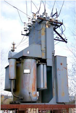 оборудование подстанций различной мощности