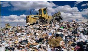 объекты хранения и захоронения жидких и твердых бытовых отходов