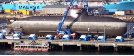 подводная лодка класса U212 на водородных топливных элементах