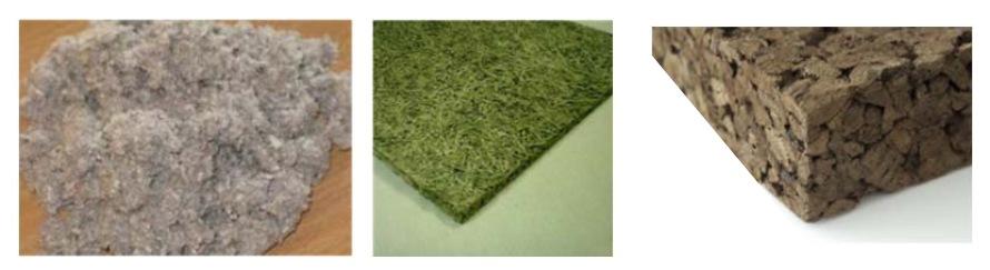 Применение целлюлозы и отходов древесины в качестве теплоизоляционных материалов