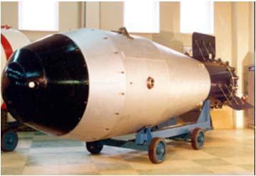 термоядерная бомба
