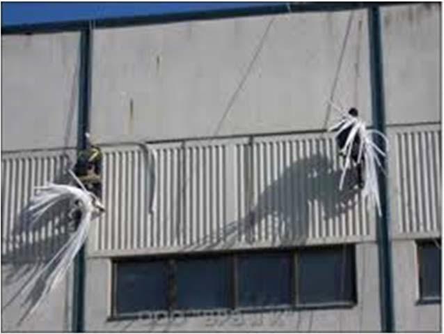 Внешнее утепление производственных зданий