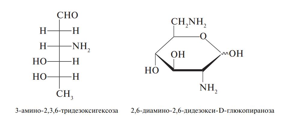 Аминосахара