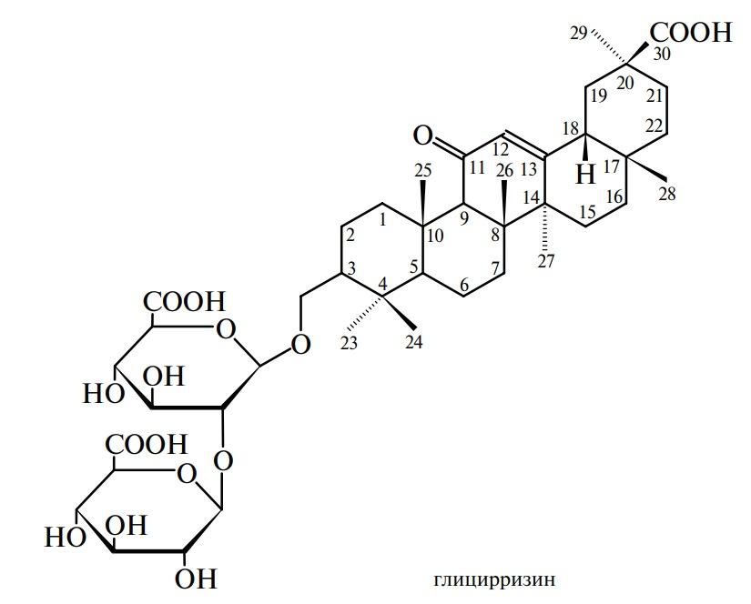 глицирризин