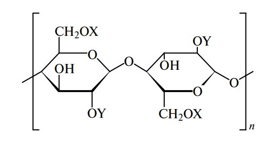 модифицированные целлюлозы