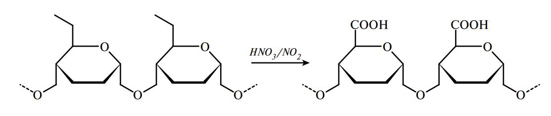 Промежуточная стадия промышленного получения глюкуроновой кислоты
