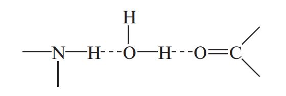 Водородные связи воды