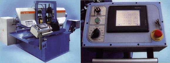 Автоматические ленточнопильные станки с NCуправлением