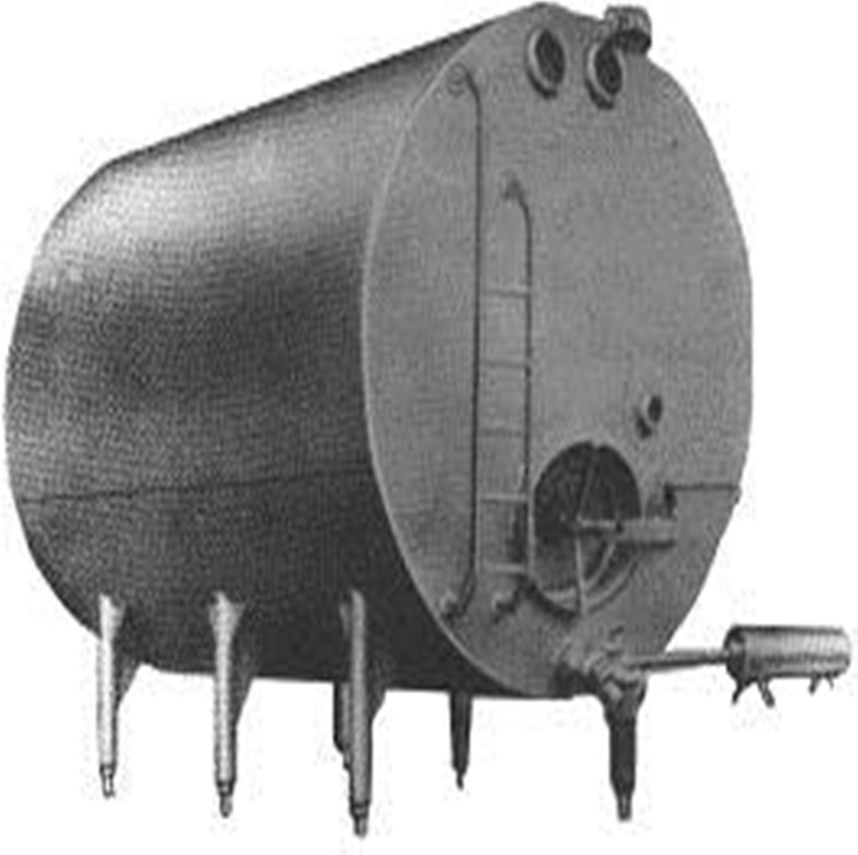 Емкость для хранения молока Г6-ОМГ-25