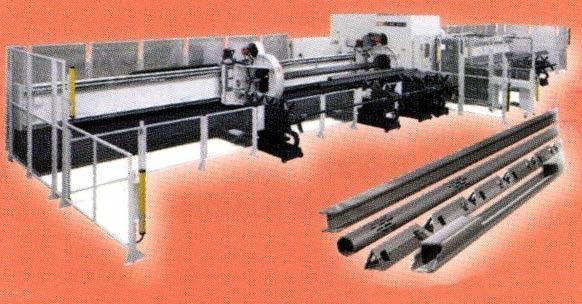 лазерная установка для раскроя трубных заготовок