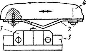 Монтаж конечного выключателя для фиксации промежуточных положений