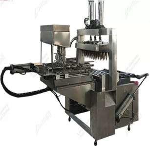 Полуавтомат для выпечки вафельных стаканчиков