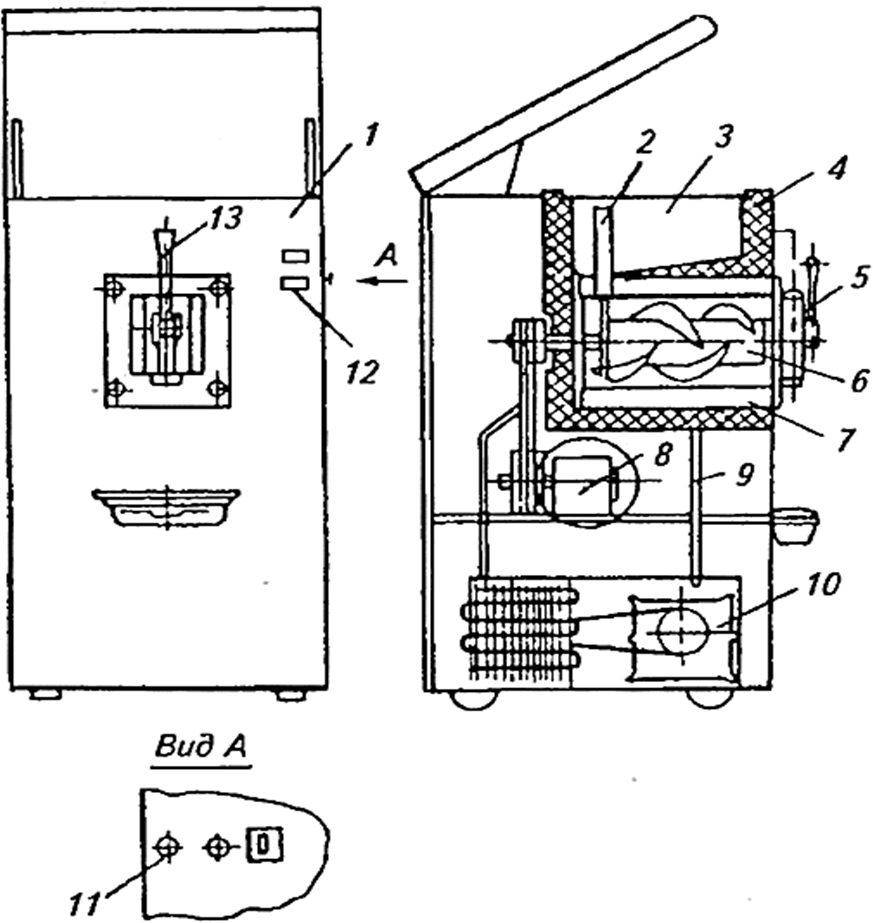 схема Фризер ФМ-1