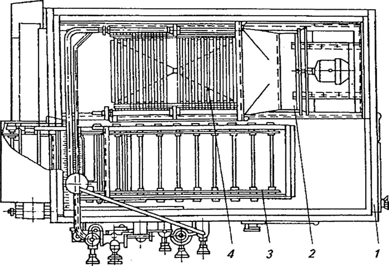 Скороморозильный аппарат
